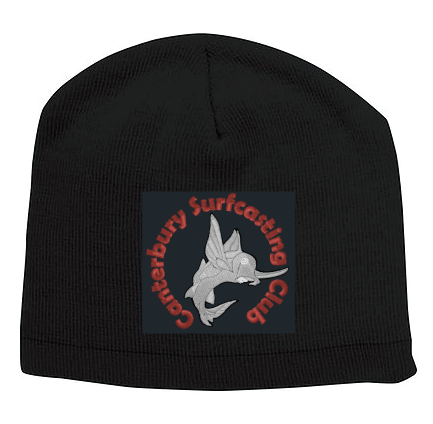 Canterbury Surfcasting Club Beanie
