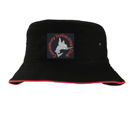 Canterbury Surfcasting Club Bucket Hat