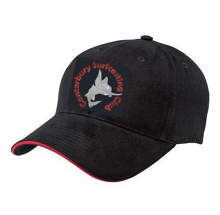 Canterbury Surfcasting Club Sandwich Peak Cap