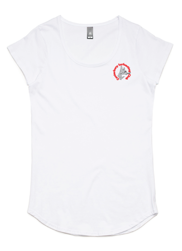 Canterbury Surfcasting Club Ladies Tee