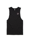 Canterbury Surfcasting Club TANK with Pocket Logo and Back Print