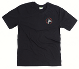 Canterbury Surfcasting Club Tee with Pocket Logo