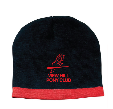View Hill Pony Club Beanie