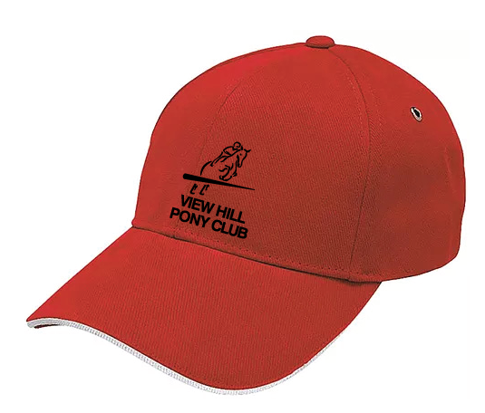 View Hill Pony Club Cap
