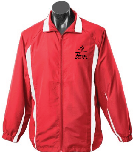 View Hill Pony Club Track Jacket