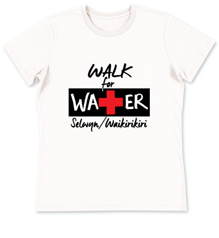 Walk for Water Tee