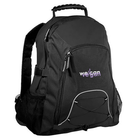 We Can Vegan Backpack