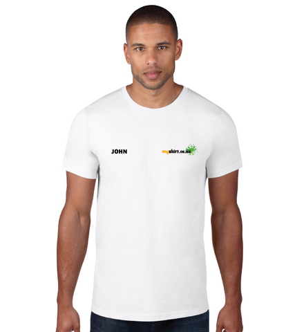 Easy Logo Uniform Tee