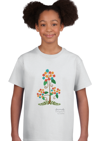 Kids Artwork T-shirt - Designer Label