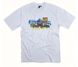 Canterbury Land Rover Owners Club 50th Anniversary Souvenir T-shirt