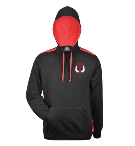 Oxford Rugby Pullover Hoodie