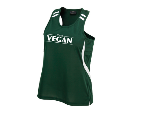 Team Vegan Children's Singlet