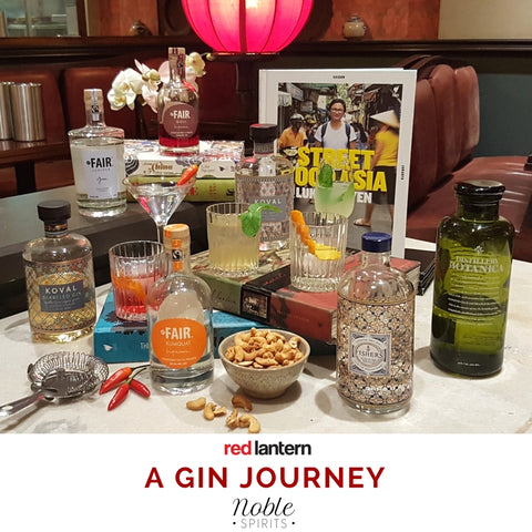 SPECIAL EVENT: A Gin Journey with Noble Spirits