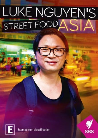 LUKE NGUYEN'S Street Food Asia - DVD - Series 1