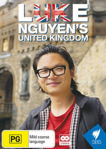 LUKE NGUYEN'S United Kingdom - DVD - Series 1