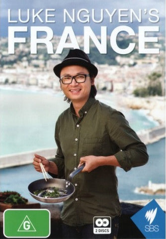 LUKE NGUYEN'S France - DVD - Series 1