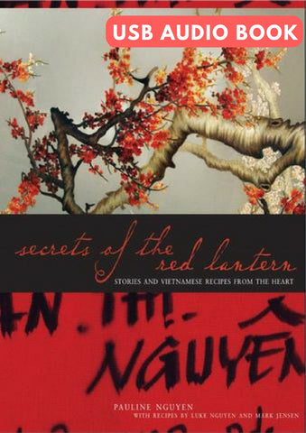 USB Audio Book - SECRETS OF THE RED LANTERN