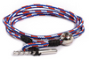 Stainless Bat & Ball Rope Cording