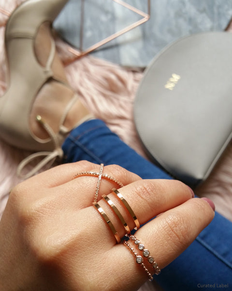 Cassie Bubble Ring