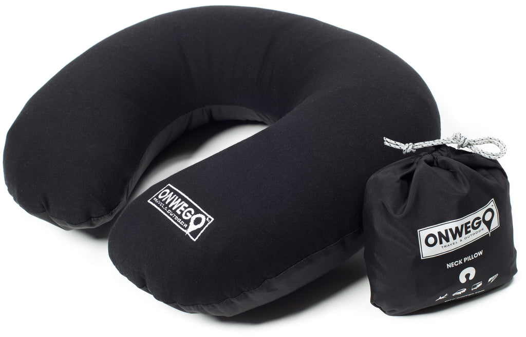 Onwego 174 Inflatable U Shape Neck Travel Pillow