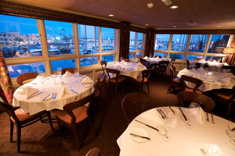 Prager Private Dining Room