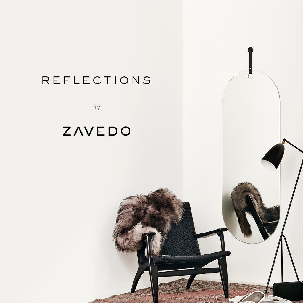 ZAVEDO Mirror Look Book