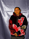 """Rose from Concrete"" Blanket Hoodie"