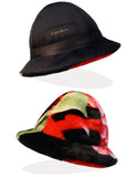 """Rose from Concrete"" Cobija Reversible hat"