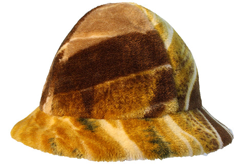 """Eye of the Tiger"" Cobija Reversible hat"