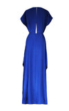 Lady Blue gown