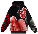 """Rose from Concrete"" Hoodie"