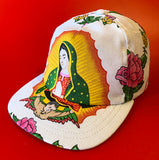 """Tepeyac"" Handkerchief 5 panel hat"