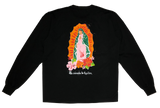 "Paniolo ""Shrine"" Long Sleeve Crewneck T-shirt"