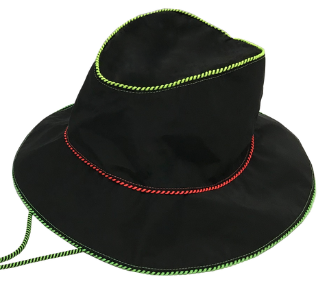 """Paniolo"" Lasso Bucket waterproof hat"