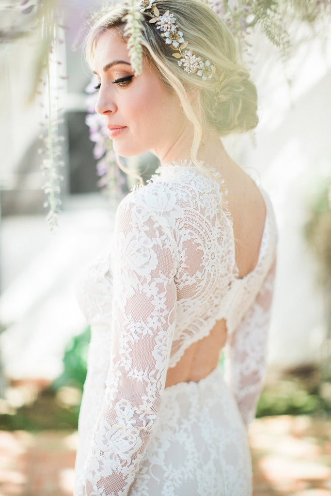 Beverly + Cheyenne Lace Love