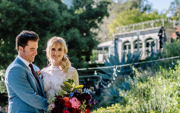 A Magical Beverly Wedding