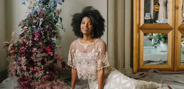 Claire Pettibone Ready to Wear Helena Top