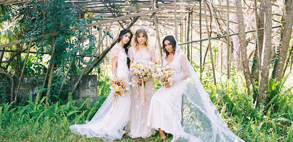 Claire Pettibone Couture Wedding Dresses