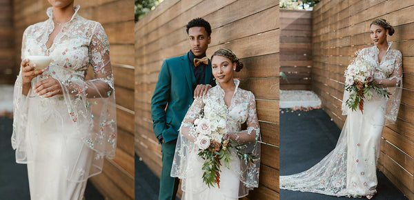 Fall Weddings and Bohemian Elegance