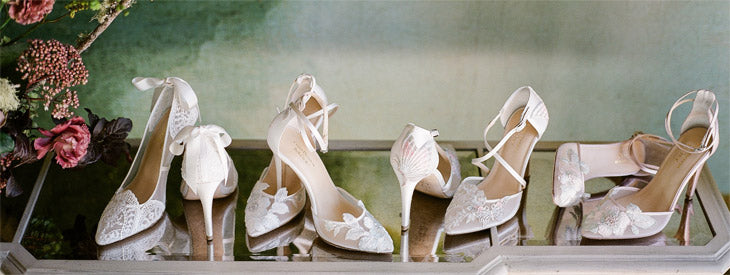 Claire Pettibone Shoe Collection for Bella Belle