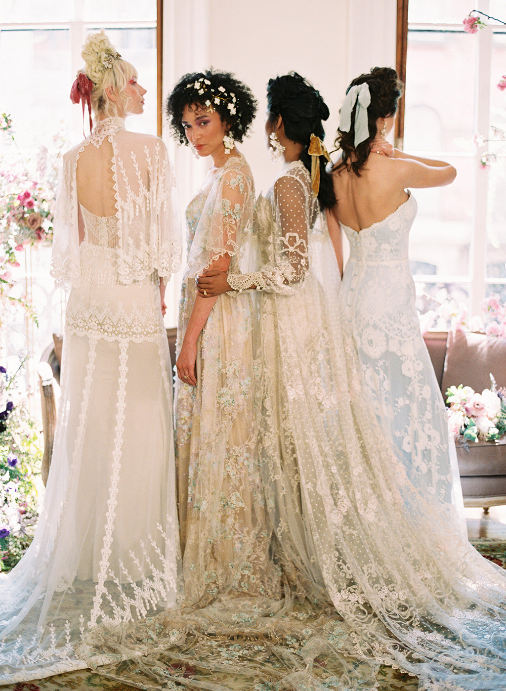 Claire Pettibone Timeless Bride Wedding Dresses