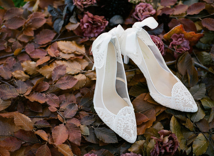 Giselle by Claire Pettibone Wedding Shoes