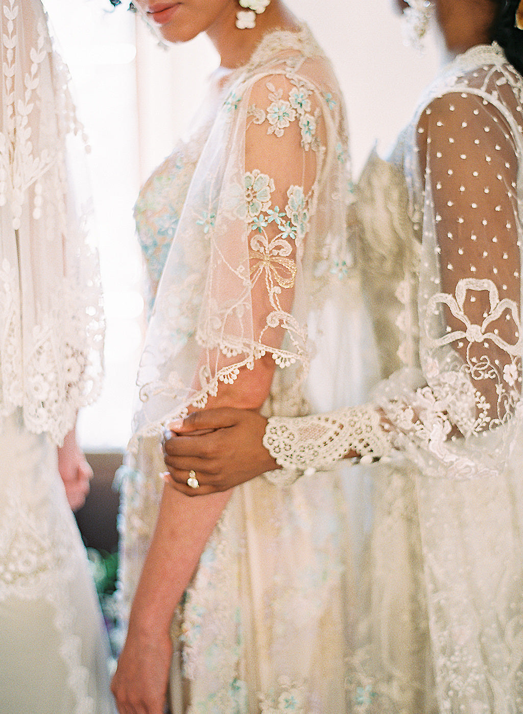Lace Wedding Dress Coats Claire Pettibone Designs