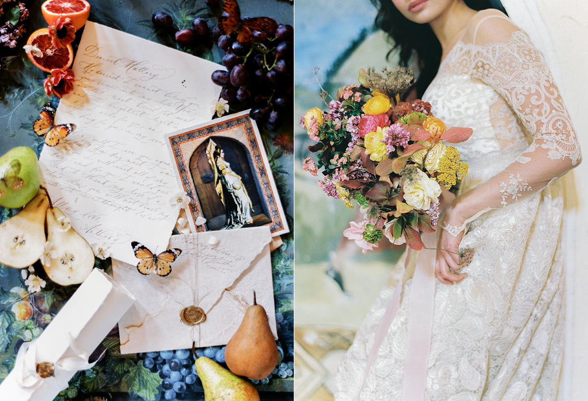 Wedding Styling and Design Idea