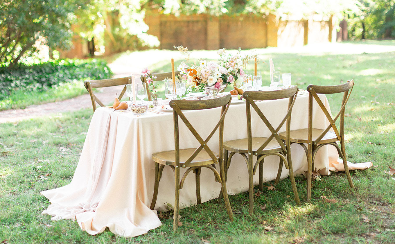 Wedding Table top setting wedding day inspiration