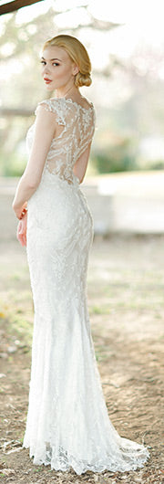 Chantilly by Claire Pettibone Couture Wedding Dress