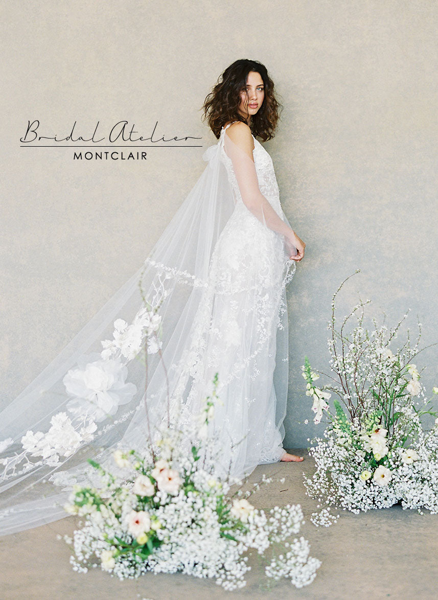 Claire Pettibone at Bridal Atelier of Montclair New Jersey