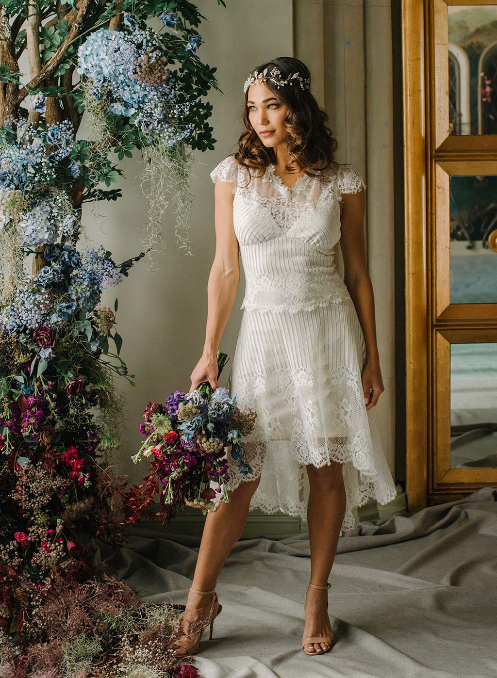Claire Pettibone Bridal Ready to Wear Separates Antoinette