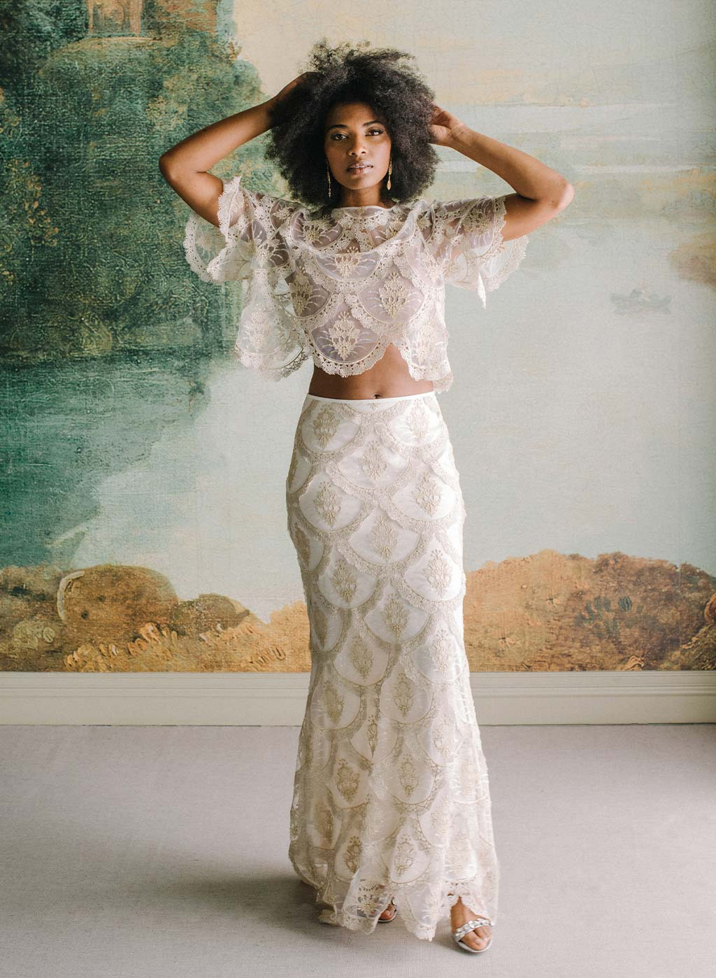 Claire Pettibone Helena Bridal Ready to Wear
