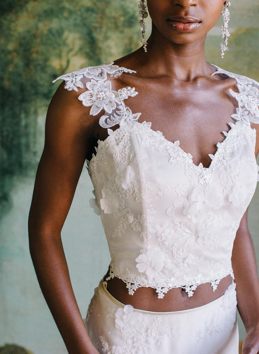 Claire Pettibone Ready to Wed Bridal Separate Corset Top